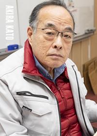 工事営業統括本部 営業・設計担当部長 加藤 彰